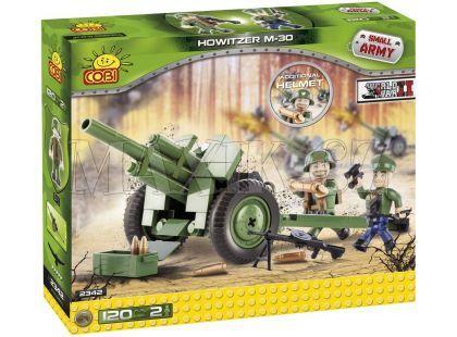 Cobi 2342 Malá armáda Houfnice M-30 WP