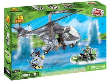 Cobi 2355 Malá armáda Vrtulník BLACK HAWK