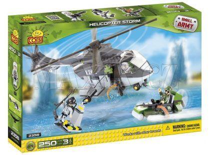 Cobi 2358 Malá armáda Vrtulník STORM