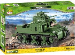 Cobi 2386 Malá armáda II. světová válka M7 Priest 105mm HMC