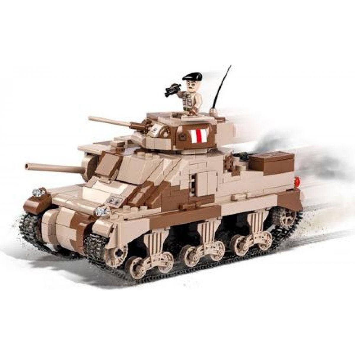 Cobi 2391 Malá armáda II. světová válka M3 Grant