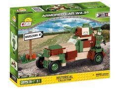 Cobi 2393 Malá armáda II. světová válka Obrněné vozidlo vz. 34