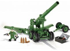Cobi 2394 Malá armáda II. světová válka 155 mm dělo M1 Long Tom