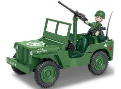 Cobi 2399 II. světová válka US Army truck