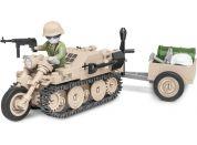 Cobi 2401 Malá armáda II. světová válka Sd. Kfz. 2 Kettenkrad