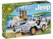 Cobi 24253 Malá armáda JEEP Willys MB Pobřežní hlídka