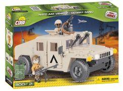 Cobi 24303 Malá armáda NATO Terénní Vozidlo Pouštní
