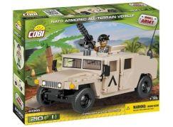 Cobi 24305 Malá armáda NATO terénní vozidlo pouštní 1:35