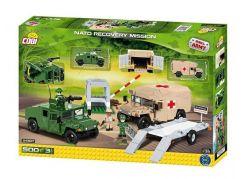 Cobi 24307 Malá armáda NATO záchranná mise