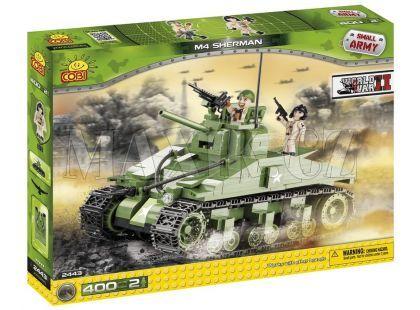 Cobi 2437 Malá armáda Tank Sherman