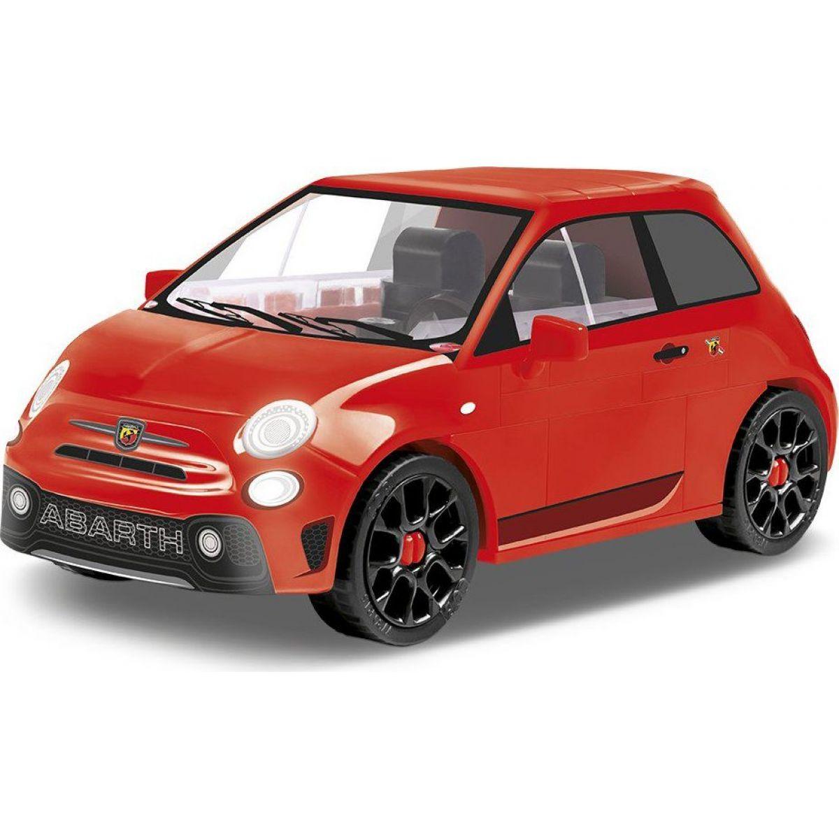 Cobi 24502 Youngtimer Fiat Abarth 595 1:35
