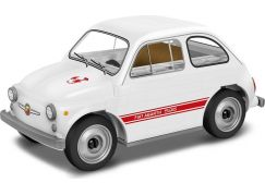 Cobi 24524 Youngtimer Fiat 500 Abarth 595 1:35