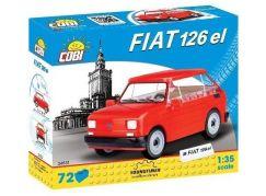 Cobi 24531 Youngtimer Malý FIAT 126p 1994-1999 1:35