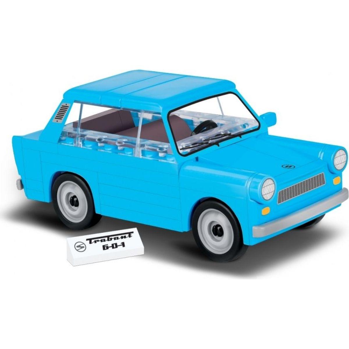 Cobi 24539 Youngtimer Trabant 601