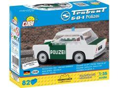 Cobi 24541 Youngtimer Trabant 601 Polizai
