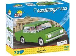 Cobi 24542 Youngtimer Wartburg 353