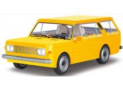 Cobi 24543 Youngtimer Wartburg 353 Tourist žlutý