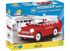 Cobi 24555 Youngtimer Trabant 601 Hasiči