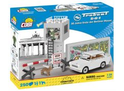 Cobi 24557 Trabant 601 bílý