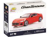 Cobi 24561 Maserati Gran Turismo 1:35 červený