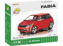 Cobi 24570 Škoda Fabia model 2019