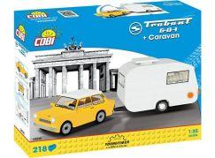 Cobi 24590 Youngtimer Trabant 601 s karavanem