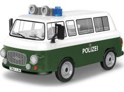 Cobi 24596 Youngtimer Barkas B1000 Polizei 1:35