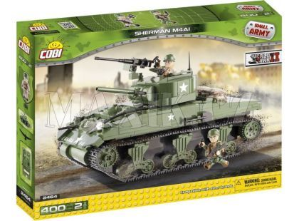 Cobi 2464 Malá armáda M4A1 Sherman