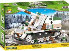 Cobi 2516 Malá armáda II. světová válka Sd Kfz 165 Hummel