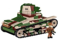 Cobi 2520 Malá armáda II. světová válka Vickers Mk. E Type B