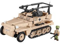Cobi 2526 Malá armáda Sd.Kfz 250-3 (DAK)