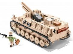 Cobi 2528 Malá armáda II. světová válka sIG 33 auf Fahrgestell Panzerkampfwagen II