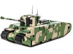 Cobi 2544 II. světová válka TOG 2 Tank Museum