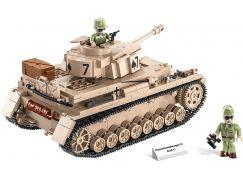 Cobi 2546 II. světová válka Panzer IV Ausf G DAK