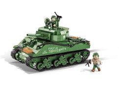 Cobi 2550 II. světová válka Sherman M4A3E2 Jumbo