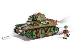 Cobi 2553 II. světová válka Renault R35 2 v 1