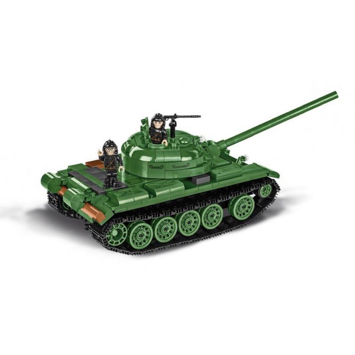 Cobi 2613 Malá armáda Tank T-54 - Poškozený obal