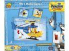 Cobi 26153 Tučňáci z Madagaskaru Helikoptéra TV1 2