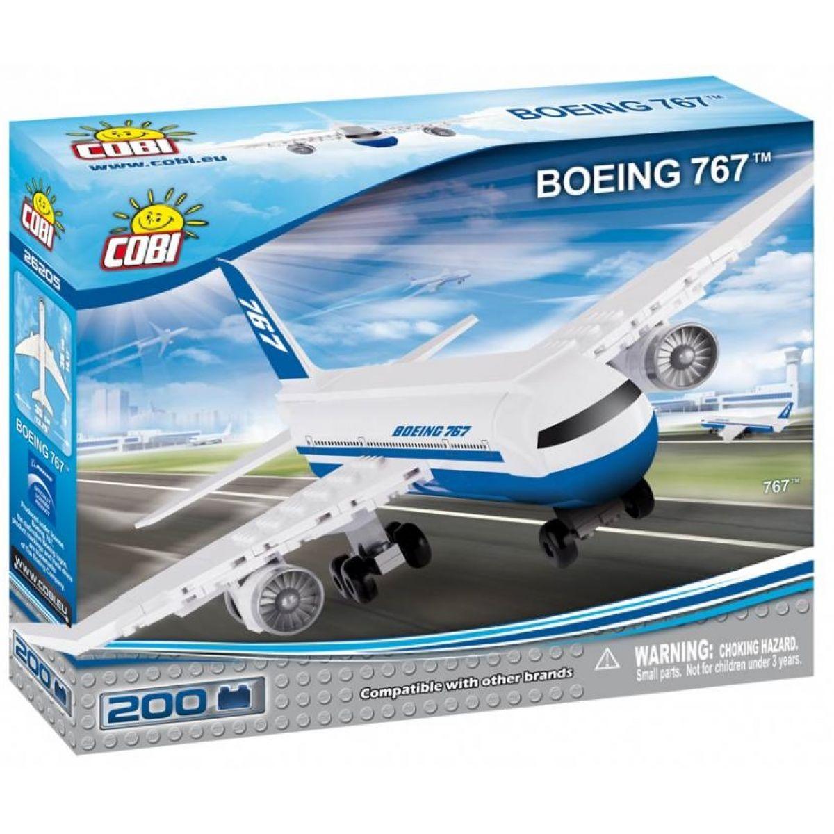 Cobi 26205 Boeing 767