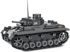 Cobi 2707 Malá armáda II. světová válka PzKpfw III Ausf J 1:48