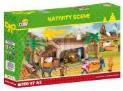 Cobi 28025 Vánoční betlém