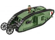 Cobi 2972 Malá armáda I. světová válka Tank Mark I