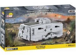 Cobi 2982 Great War Sturmpanzerwagen A7V