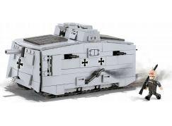 Cobi 2982 Malá armáda I.světová válka Great War Sturmpanzerwagen A7V