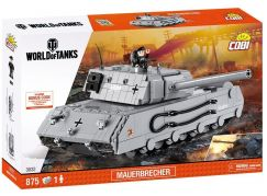 Cobi 3032 World of Tanks Wot Mauerbrecher