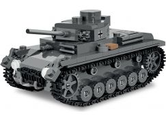 Cobi 3062 World of Tanks Pz. Kpfw. III Ausf. J 1:48