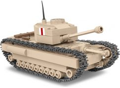Cobi 3064 World of Tanks Churchill I 1:48