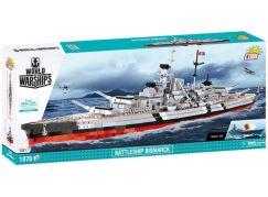 Cobi 3081 Malá armáda Bismarck