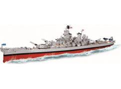 Cobi 3084 World of Warships Bitevník Misouri BB-63, 1:300