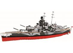 Cobi 3085 World of Warships Bitevník Tirpitz